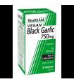 Черен чесън 750 мг капс. х 30 Хелт Ейд